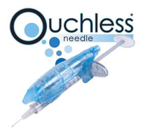 Ouchless Needle